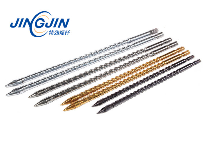 How to choose the material of the screw barrel and how to treat the surface?